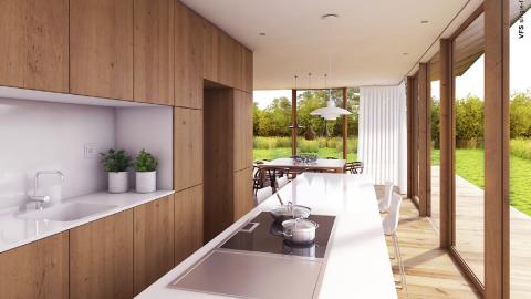 Nuevo diseño 2015 -casa prefabricada-