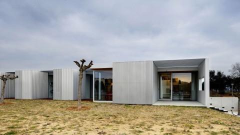 Casas de diseño prefabricada Valencia